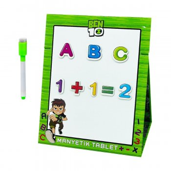 BEN10 Manyetik Tablet