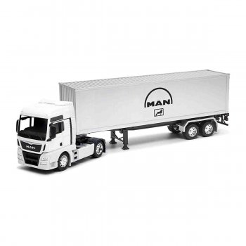 Welly 1:32 Man TGX