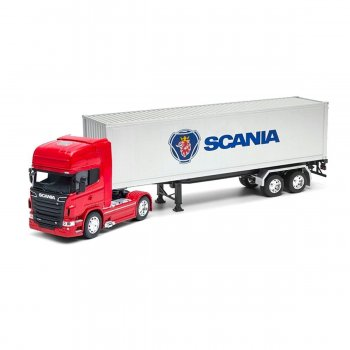 Welly 1:32 Scania V8 R730