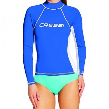 Cressi Rash Guard Lady Uzun Kollu T-Shirt