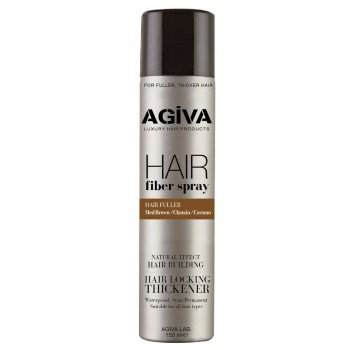 Agiva Hair Fiber Kahve 144 ml