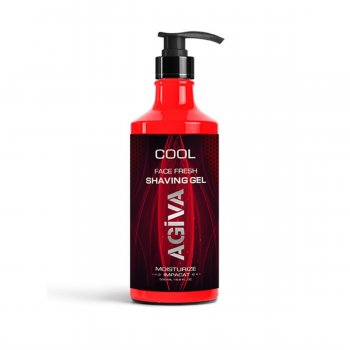 Agiva Tıraş Jeli 02 Cool 500 ml