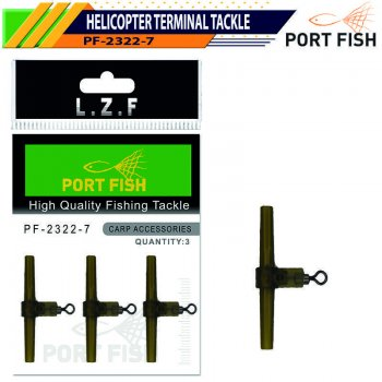 Portfish 2322-7  Helicopter Terminal Tackle