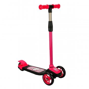 Hello Kitty Twistable 3 Tekerlekli Scooter