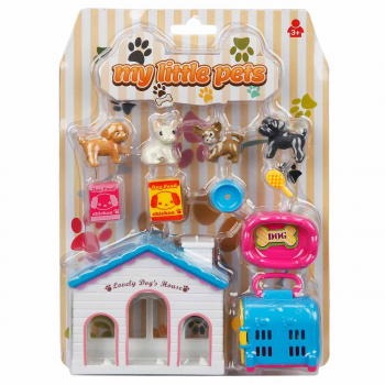 02084 My Little Pets Set