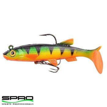 SPRO Super Natural Perch ToxicYumuşak Yem 20 G 1/2